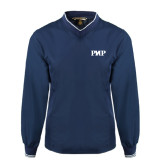 Navy Executive Windshirt-PHP