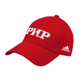 Adidas Red Structured Adjustable Hat-PHP