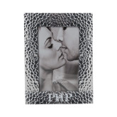 Silver Textured 4 x 6 Photo Frame-PHP Engraved