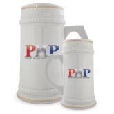 Full Color Decorative Ceramic Mug 22oz-PHP People Helping People