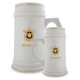 Full Color Decorative Ceramic Mug 22oz-PHP University