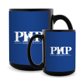 Full Color Black Mug 15oz-PHP People Helping People