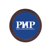 Round Coaster Frame w/Insert-PHP People Helping People