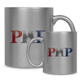 Full Color Silver Metallic Mug 11oz-PHP