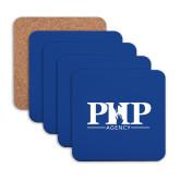 Hardboard Coaster w/Cork Backing 4/set-PHP Agency