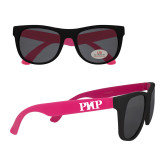 Black/Hot Pink Sunglasses-PHP