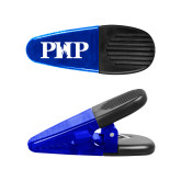 Blue Crocodile Clip/Magnet-PHP