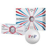Callaway Supersoft Golf Balls 12/pkg-PHP People Helping People