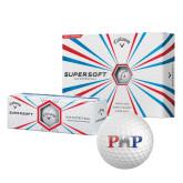 Callaway Supersoft Golf Balls 12/pkg-PHP