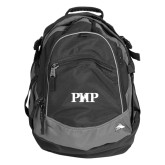 High Sierra Black Fat Boy Day Pack-PHP