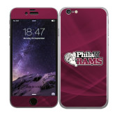 iPhone 6 Skin-PhilaU Rams
