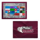 Surface Pro 3 Skin-PhilaU Rams
