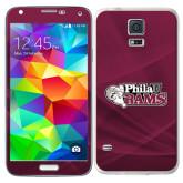 Galaxy S5 Skin-PhilaU Rams