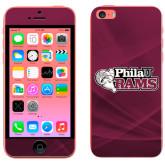 iPhone 5c Skin-PhilaU Rams