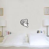 1 ft x 1 ft Fan WallSkinz-Ram Head