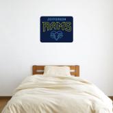 Philadelphia 2 ft x 2 ft Fan WallSkinz-Jefferson Rams