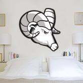 3 ft x 3 ft Fan WallSkinz-Ram Head
