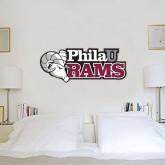 1.5 ft x 3 ft Fan WallSkinz-PhilaU Rams