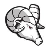 Medium Decal-Ram Head