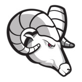 Large Decal-Ram Head