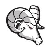 Small Decal-Ram Head