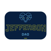 Philadelphia Dad Decal-Dad, 6 inches wide