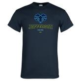 Philadelphia Navy T Shirt-Primary Mark
