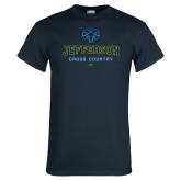 Philadelphia Navy T Shirt-Cross Country
