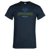 Philadelphia Navy T Shirt-Soccer