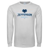 Philadelphia White Long Sleeve T Shirt-Baseball