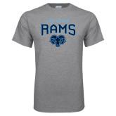 Philadelphia Grey T Shirt-Jefferson Rams