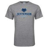 Philadelphia Grey T Shirt-Grandpa