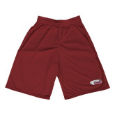Performance Classic Maroon 9 Inch Short-PhilaU Rams