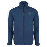 Philadelphia Navy Softshell Jacket-Primary Mark