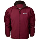 Maroon Survivor Jacket-PhilaU Rams