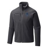 Philadelphia Columbia Full Zip Charcoal Fleece Jacket-Primary Mark