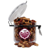 Deluxe Nut Medley Round Canister-PhilaU Rams