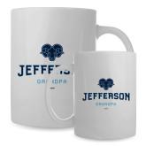 Philadelphia Full Color White Mug 15oz-Grandpa