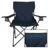Deluxe Navy Captains Chair-Jefferson