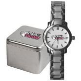 Mens Stainless Steel Fashion Watch-PhilaU Rams