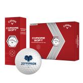 Philadelphia Callaway Chrome Soft Golf Balls 12/pkg-Primary Mark