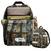 Heritage Supply Camo Computer Backpack-PhilaU Rams