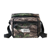 Big Buck Camo Junior Sport Cooler-PhilaU Rams