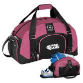 Ogio Pink Big Dome Bag-PhilaU Rams