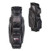 Callaway Org 14 Black Cart Bag-PhilaU Rams