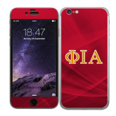 iPhone 6 Skin-Official Greek Letters Two Color