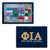 Surface Pro 3 Skin-Greek Letters Stacked