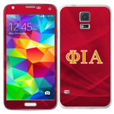 Galaxy S5 Skin-Official Greek Letters Two Color