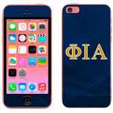 iPhone 5c Skin-Official Greek Letters Two Color