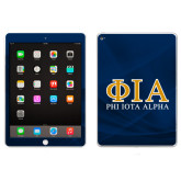 iPad Air 2 Skin-Greek Letters Stacked